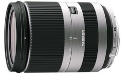 Tamron AF 18-200mm f/3.5-6.3 Di III VC Silver (Canon)
