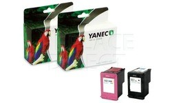Yanec 901 XL Black + Color Pack