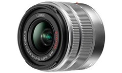 Panasonic Lumix G 14-42mm f/3.5-5.6 II Silver