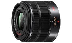 Panasonic Lumix G 14-42mm f/3.5-5.6 II Black