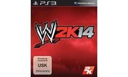 WWE 2K14 (PlayStation 3)