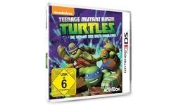 Teenage Mutant Ninja Turtles, Danger of the Ooze (Nintendo 3DS)