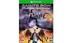Saints Row IV Re-Elected + Gat Out of Hell (Xbox One)