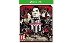 Sleeping Dogs, Definitive Edition (Xbox One)