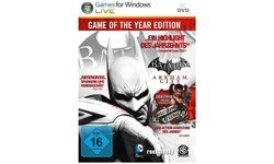 Batman: Arkham City, Game of the Year Edition (PC)