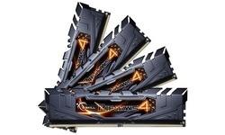 G.Skill Ripjaws IV Black 16GB GDDR4-2800 CL16 quad kit