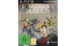 Young Justice: Legacy (PlayStation 3)