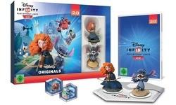 Infinity 2.0: Toy Box Combo Set (PlayStation 3)