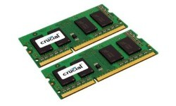 Crucial 8GB DDR3-1600 CL11 Sodimm kit