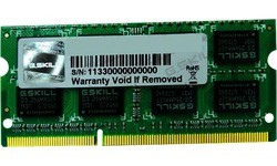 G.Skill 4GB DDR3-1600 CL11 Sodimm (Mac)