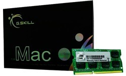 G.Skill 8GB DDR3-1600 CL11 Sodimm (Mac)