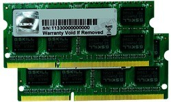 G.Skill 16GB DDR3-1600 CL11 Sodimm kit (Mac)