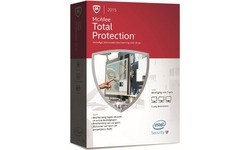 McAfee Total Protection 2015 3-user