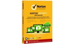 Symantec Norton Security with Backup 2.0 25GB (NL)