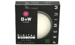 B+W 49mm XS-Pro UV Haze MRC Glass Filter