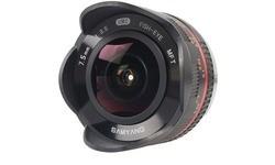 Samyang 7.5mm f/3.5 Fisheye UMC (Micro 4/3) Black