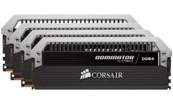 Corsair Dominator Platinum 32GB DDR4-2400 CL14 quad kit