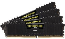 Corsair Vengeance LPX Black 16GB DDR4-2400 CL14 quad kit