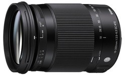 Sigma 18-300mm f/3.5-6.3 DC Macro OS HSM (Canon)