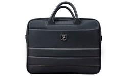 "Port Designs Sochi Top Loading Slim Bag Black 14"""