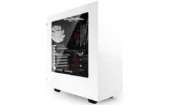 NZXT Source S340 Window White