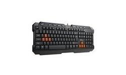 Genesis R33 Gaming Keyboard Black (US)