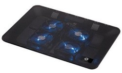 Conceptronic 4-Fan Notebook Cooling Pad
