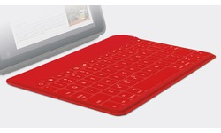 Logitech Keys-To-Go Red (UK)