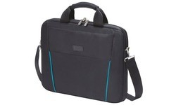 Dicota Slim Case Base Black/Blue 15.6""