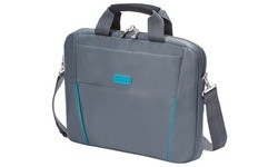 Dicota Slim Case Base Grey/Blue 15.6""