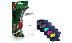 Yanec LC-125XL + LC-127XL Black + Color