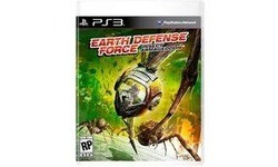 Earth Defense Force Insect Armageddon (PlayStation 3)