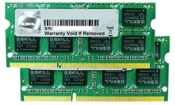 G.Skill SQ Series 8GB DDR3-1600 CL11 Sodimm kit