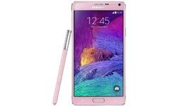 Samsung Galaxy Note 4 Pink