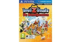 Invizimals De Bondgenoten (PlayStation Vita)