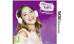 Violetta: Rhythm & Music (Nintendo 3DS)