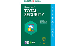Kaspersky Total Security 2015 3-user