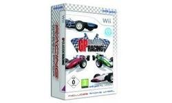 Classic Racing + Steering Wheel (Wii)