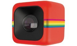 Polaroid Cube Action Cam Red