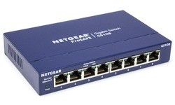 Netgear GS108 ProSafe 8-port