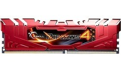 G.Skill Ripjaws IV 16GB DDR4-2400 CL15 kit
