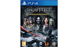 Injustice: Gods Among Us, Game of the Year Edition (PlayStation 4)