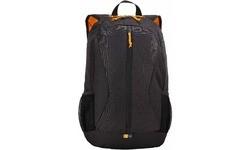 "Case Logic Ibira Backpack Black 15.6"""