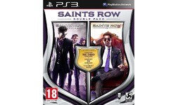 Saints Row Double Pack 3 & 4 (PlayStation 3)