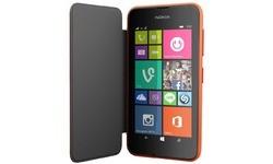 Nokia Flip Shell Protective Cover Bright Orange (Lumia 530)