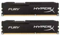 Kingston HyperX Fury Black 32GB DDR4-2666 CL15 quad kit