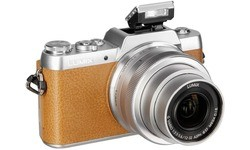 Panasonic Lumix DMC-GF7 12-32 kit Brown