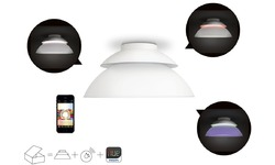 Philips Hue Beyond Ceiling Lamp Starter Set + Bridge