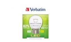 Verbatim LED Mini Globe E27 Clear 5.5W