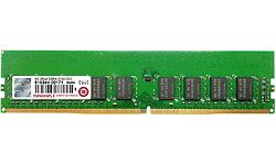 Transcend 8GB DDR4-2133 CL15 ECC